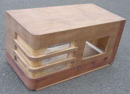 Poncer un meuble en bois vernis awesome teinte luxens l - Poncer meuble bois ...